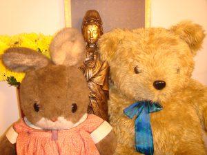 お人形の喜ぶ顔が見たいならば長福寿寺です!