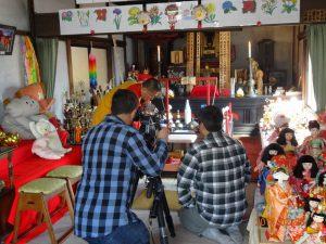 長福寿寺の人形供養がドイツでも認められました
