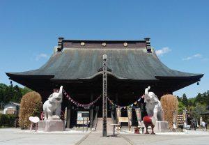 初詣に行って来ました。千葉県 長福寿寺
