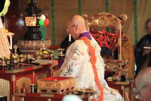 「長福寿寺の人形供養」特長その5-ご縁日の特別供養