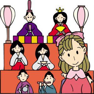 3月3日は『ひな祭り』 《幸福》記念日!